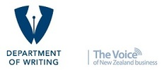 Department of Writing New Zealand